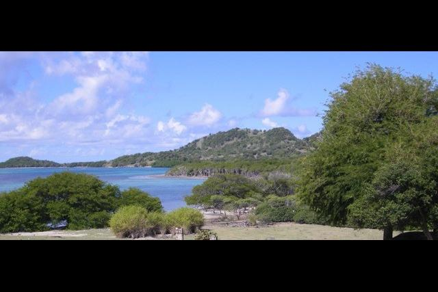 Beach Front Land in Carriacou