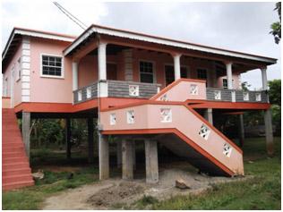 La Poterie Grenada Family home